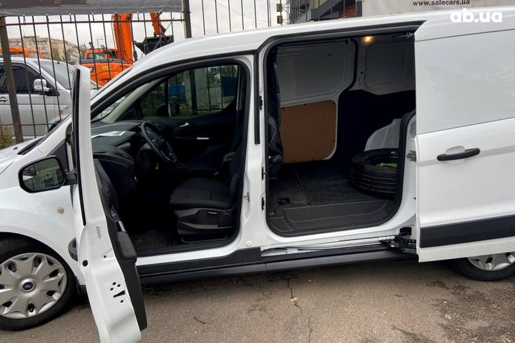 Ford Transit Connect 2017 белый - фото 9