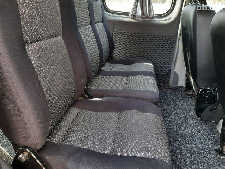 Renault Kangoo 2011 белый - фото 15