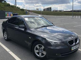 Продажа б/у BMW 5 серия 2008 года в Харькове - купить на Автобазаре