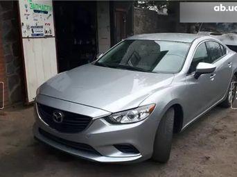 Продажа б/у Mazda 6 Автомат 2016 года - купить на Автобазаре