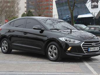 Продажа Hyundai б/у 2017 года в Днепре - купить на Автобазаре