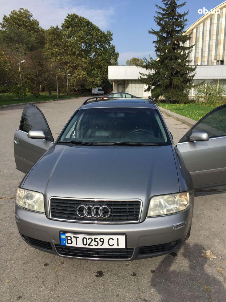 Audi A6 2003 - фото 11