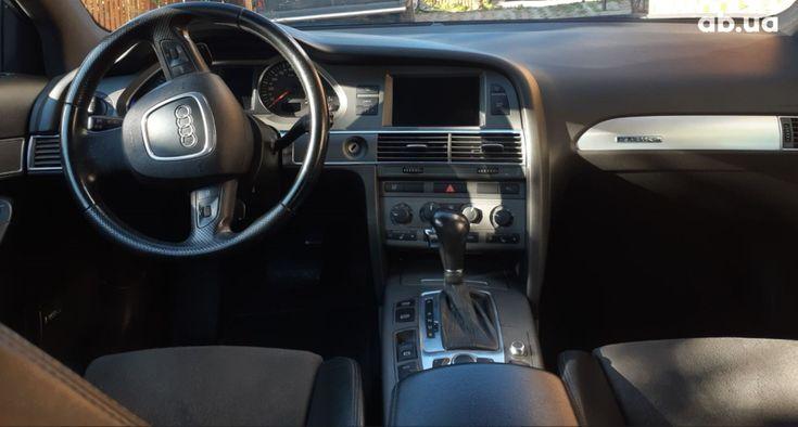 Audi A6 2005 черный - фото 4