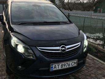Автомобиль дизель Опель Zafira б/у - купить на Автобазаре