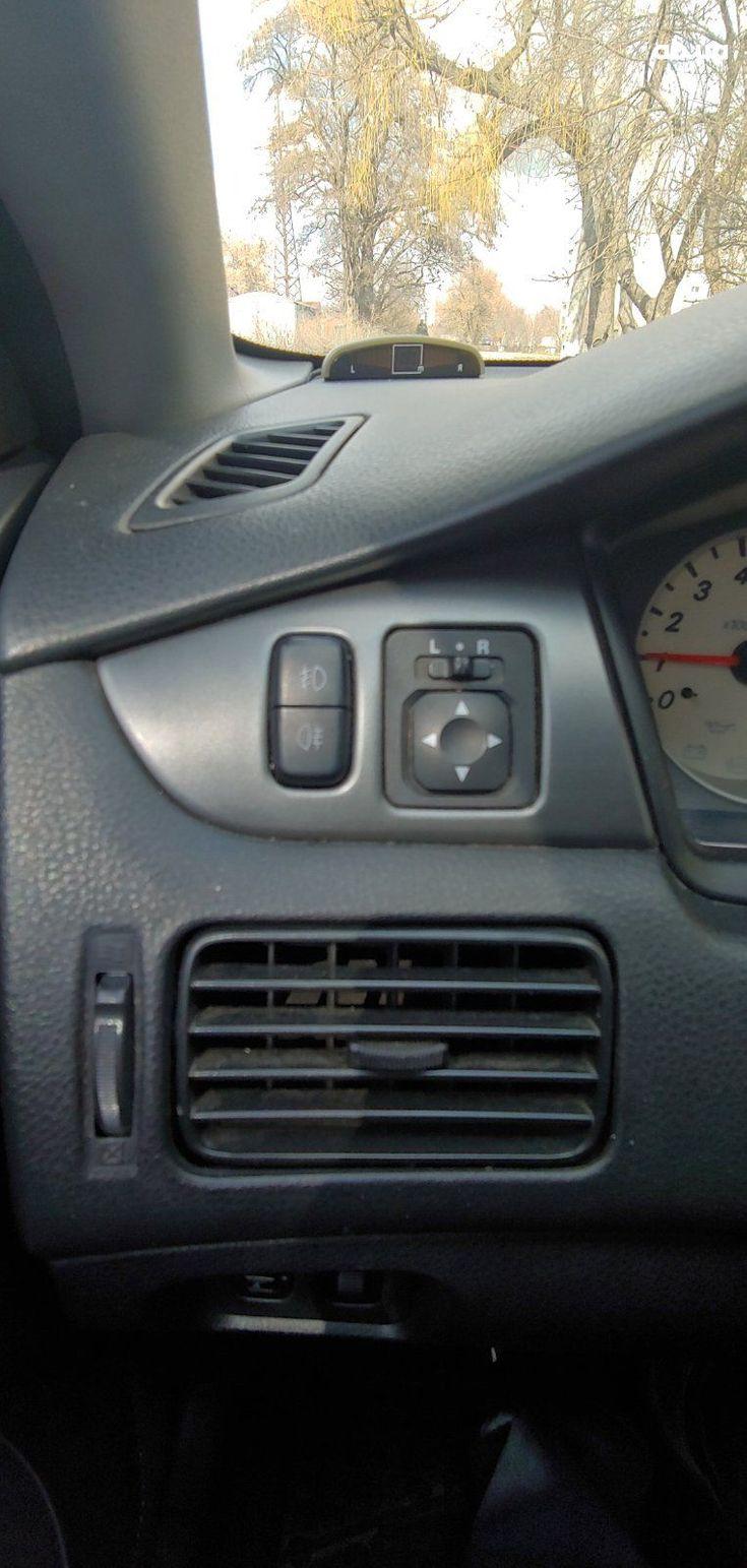 Mitsubishi Lancer 2005 серый - фото 4