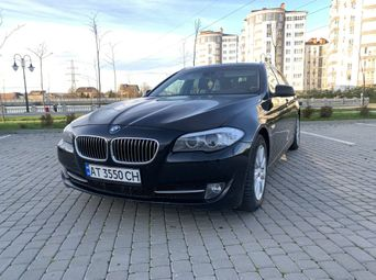 Продажа б/у универсал BMW 5 серия 2011 года - купить на Автобазаре
