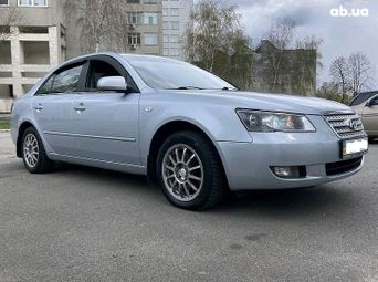 Продажа б/у Hyundai Sonata Механика - купить на Автобазаре