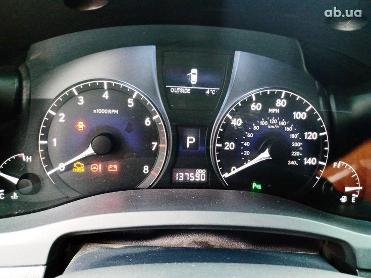 Lexus RX 2010 черный - фото 18