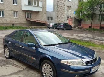 Продажа б/у Renault Laguna Механика 2001 года - купить на Автобазаре