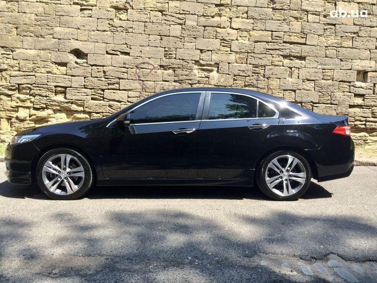 Honda Accord 2012 черный - фото 5