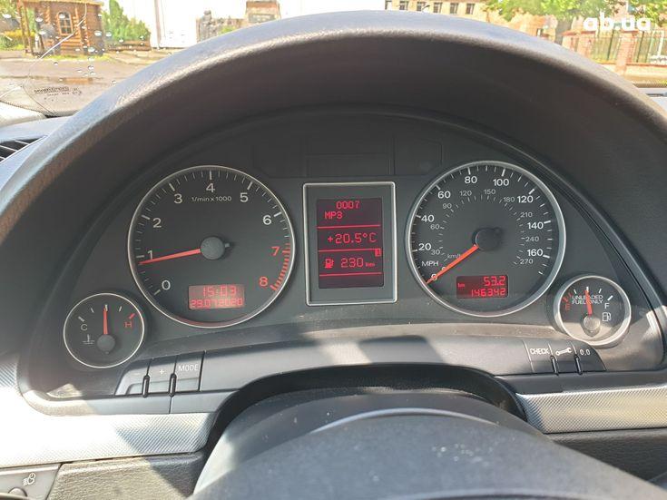 Audi A4 2007 серый - фото 8