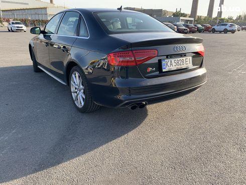 Audi A4 2014 черный - фото 14