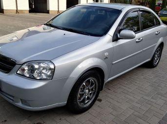 Продажа б/у седан Chevrolet Lacetti 2007 года - купить на Автобазаре