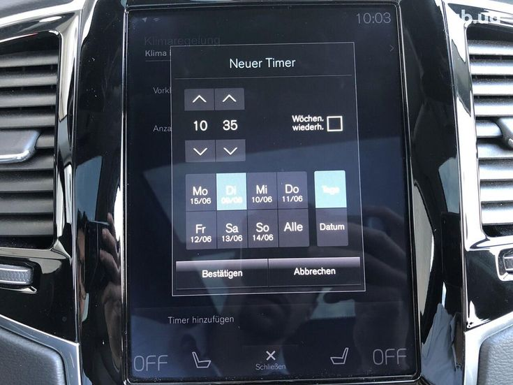 Volvo XC90 2020 черный - фото 11