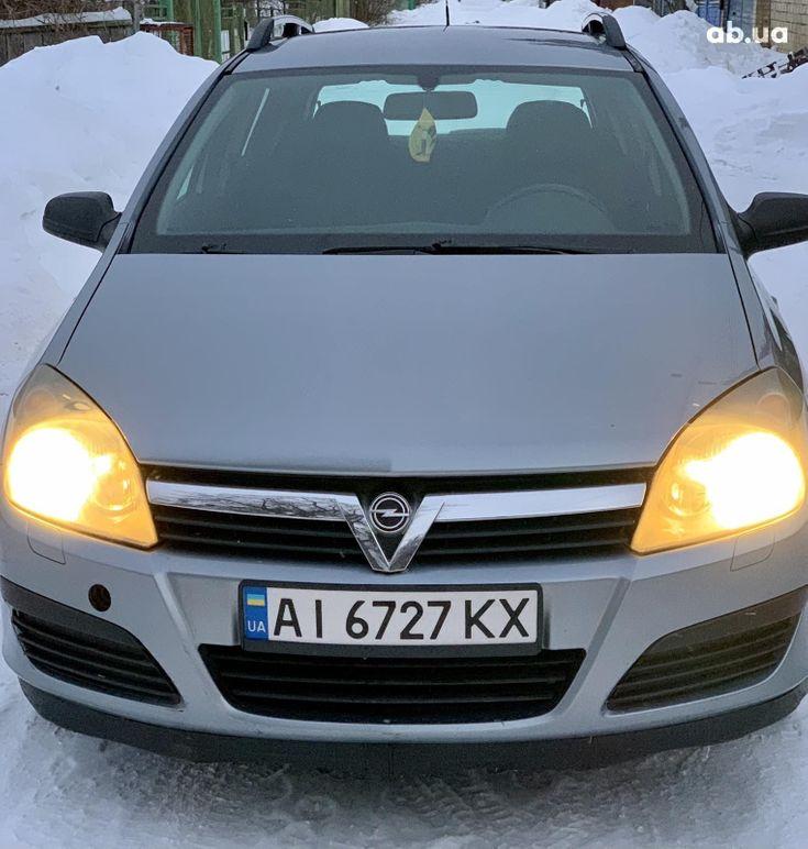 Opel Astra 2006 - фото 1