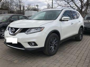 Продажа б/у Nissan Rogue Вариатор 2017 года - купить на Автобазаре