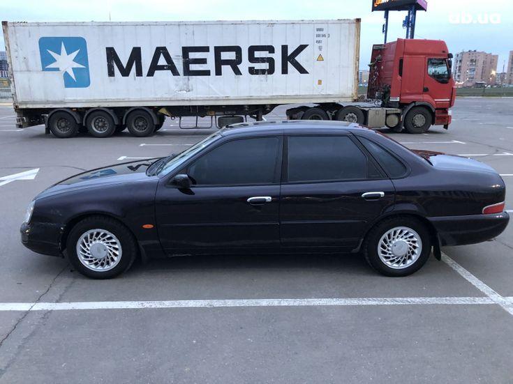 Ford Scorpio 1995 фиолетовый - фото 6