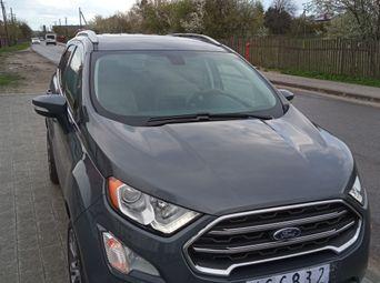 Продажа б/у Ford EcoSport - купить на Автобазаре