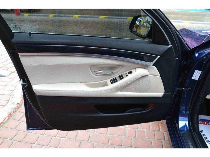 BMW 5 серия 2011 синий - фото 9