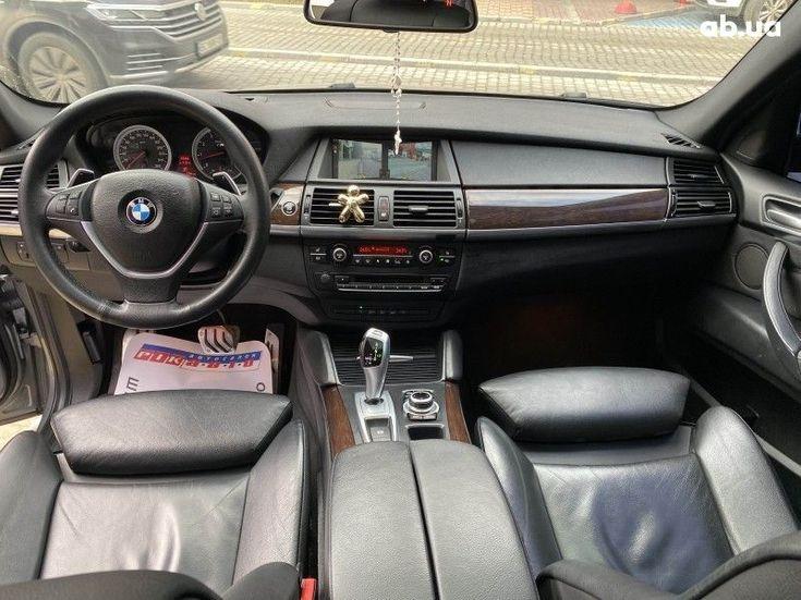 BMW X6 2014 серый - фото 8