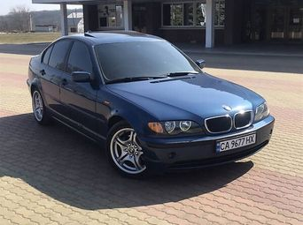 Продажа б/у BMW 3 серия 2002 года - купить на Автобазаре