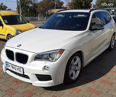 BMW X1 2013 белый - фото 9
