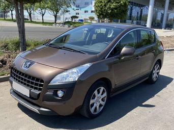 Автомобиль дизель Пежо 3008 2013 года б/у - купить на Автобазаре