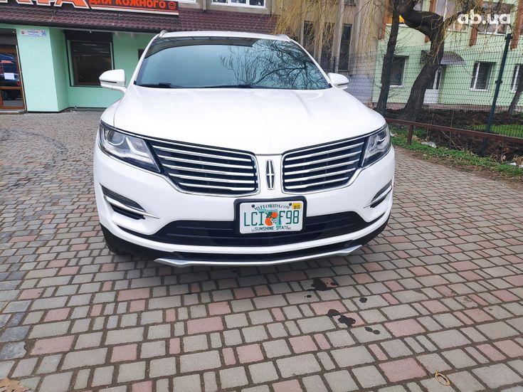 Lincoln MKC 2015 белый - фото 2