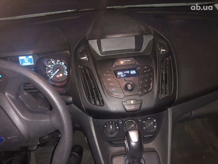 Ford Transit Connect 2015 белый - фото 7