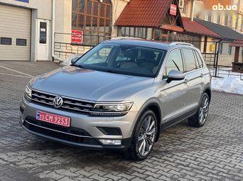 Продажа б/у кроссовер Volkswagen Tiguan 2017 года - купить на Автобазаре