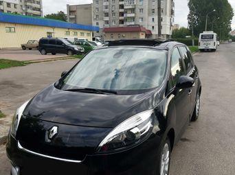 Продажа б/у Renault Scenic Механика 2013 года во Львове - купить на Автобазаре