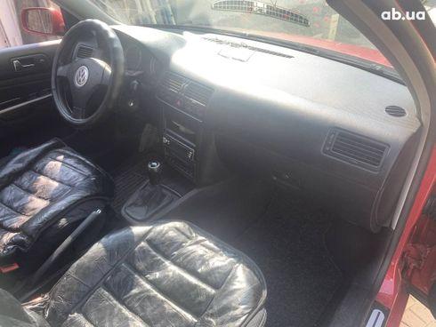 Volkswagen Bora 2004 красный - фото 17
