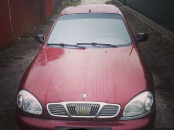 Продажа Daewoo б/у 2002 года в Киевской области - купить на Автобазаре