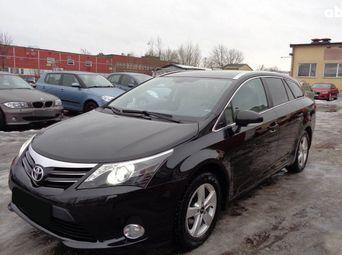 Автомобиль бензин Тойота Avensis 2013 года б/у в Киеве - купить на Автобазаре