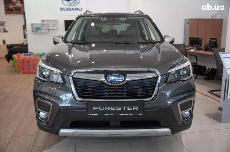 Subaru Forester 2020 - фото 3