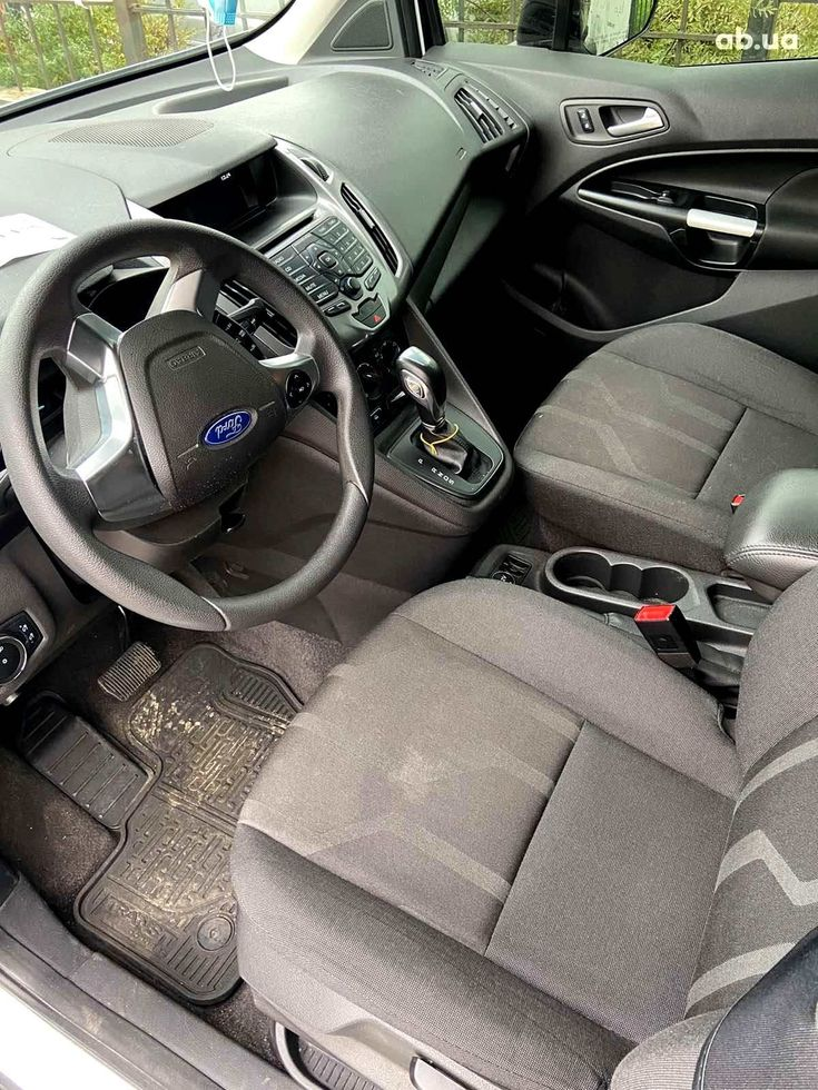 Ford Transit Connect 2017 белый - фото 17