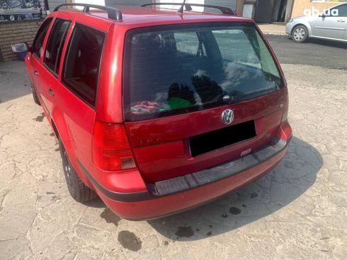 Volkswagen Bora 2004 красный - фото 19