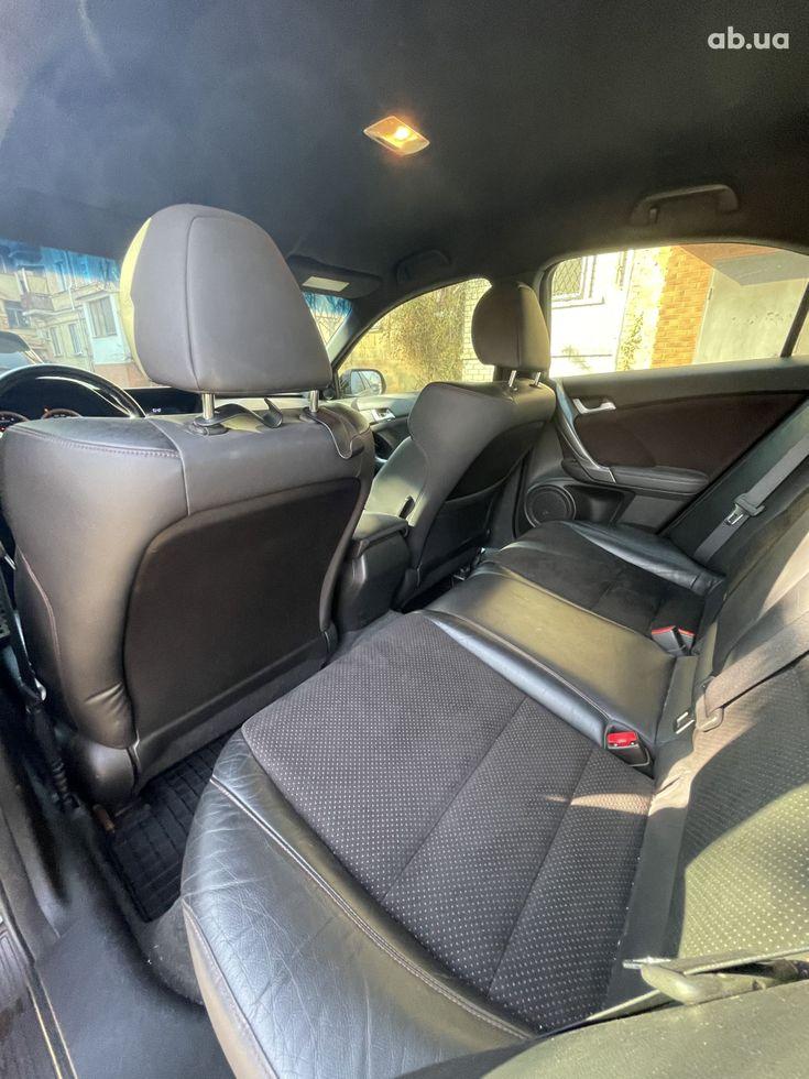 Honda Accord 2012 черный - фото 13
