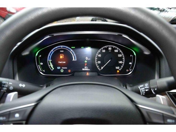 Honda Accord 2018 серый - фото 5