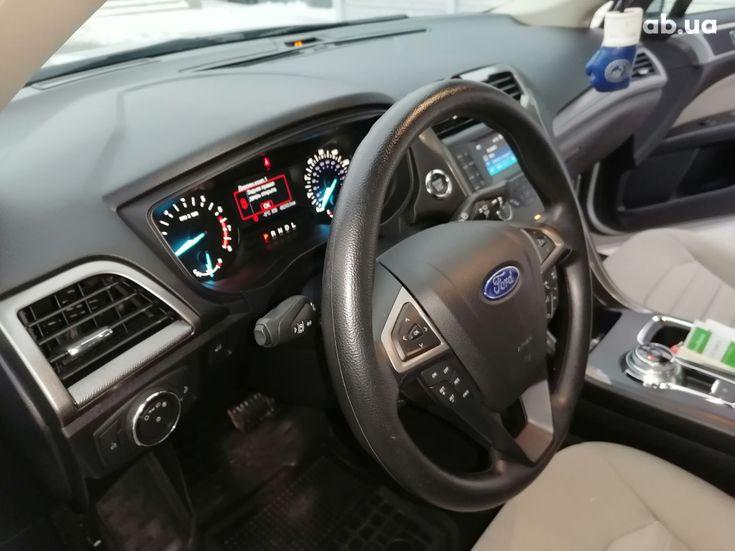 Ford Mondeo 2020 серебристый - фото 3