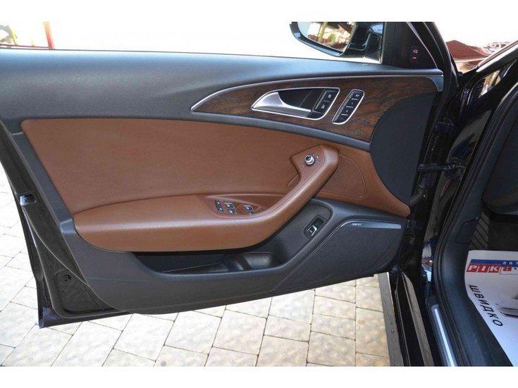 Audi A6 2016 черный - фото 7