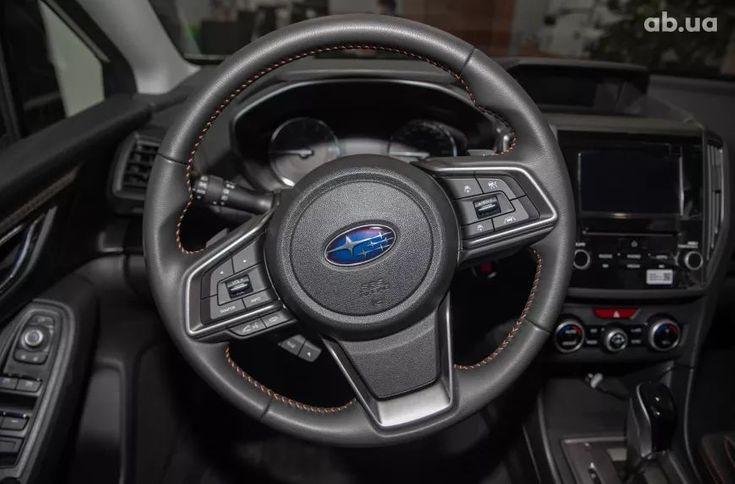 Subaru XV 2020 белый - фото 8