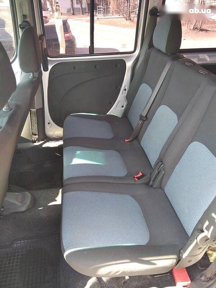 Fiat Doblo 2011 серый - фото 3