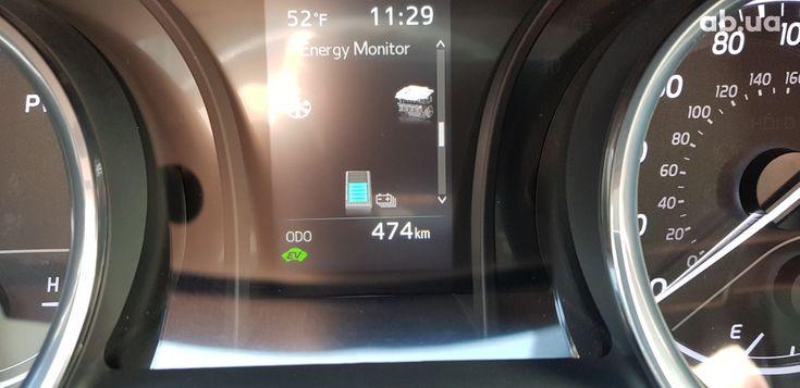 Toyota Camry 2020 красный - фото 9