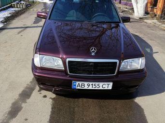 Продажа б/у седан Mercedes-Benz C-Класс 1997 года - купить на Автобазаре