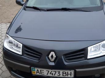 Продажа б/у Renault Megane Механика 2006 года - купить на Автобазаре