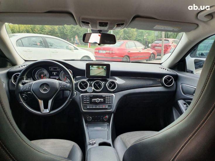Mercedes-Benz CLA-Класс 2014 белый - фото 8