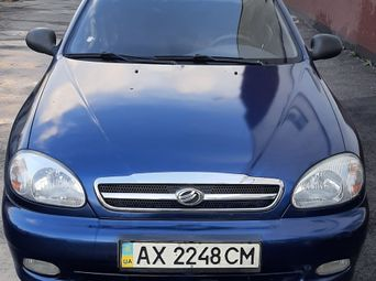Автомобиль бензин ЗАЗ Lanos 2011 года б/у - купить на Автобазаре