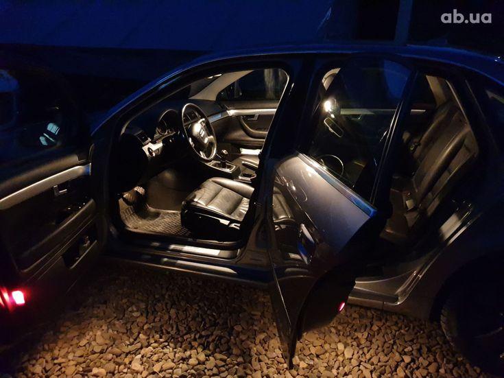 Audi A4 2007 серый - фото 11