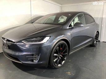 Продажа б/у кроссовер Tesla Model X 2018 года - купить на Автобазаре